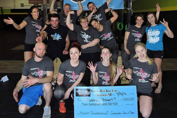 Worlds Best Boot Camp Coach-Laconia, NH