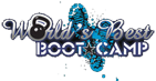 Worlds Best Boot Camp Logo